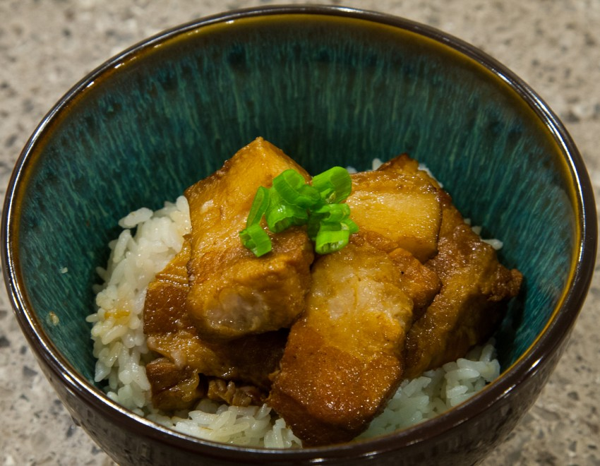 Chinese-Style Braised Pork Belly (红烧肉) - Complete