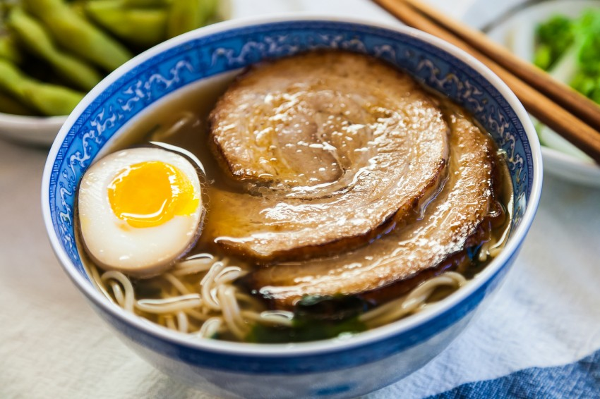 Japanese Chashu Pork - Completed