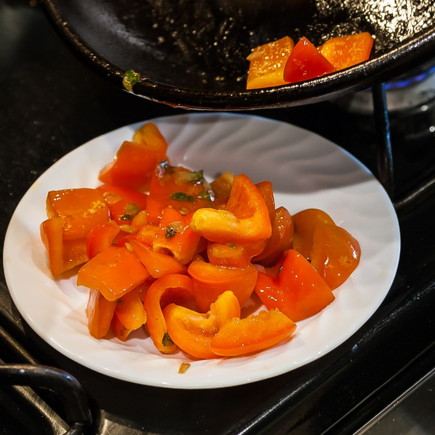 Sweet and Sour Pork - Preparation