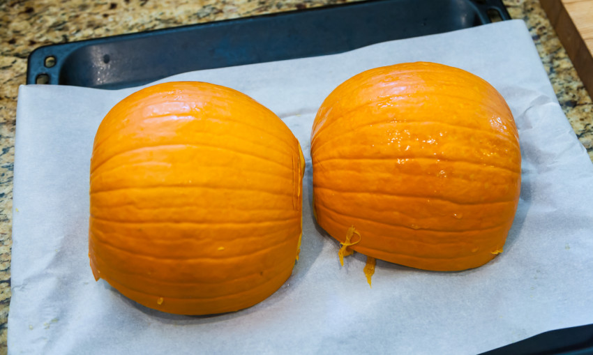Pumpkin Pancakes - Preparation