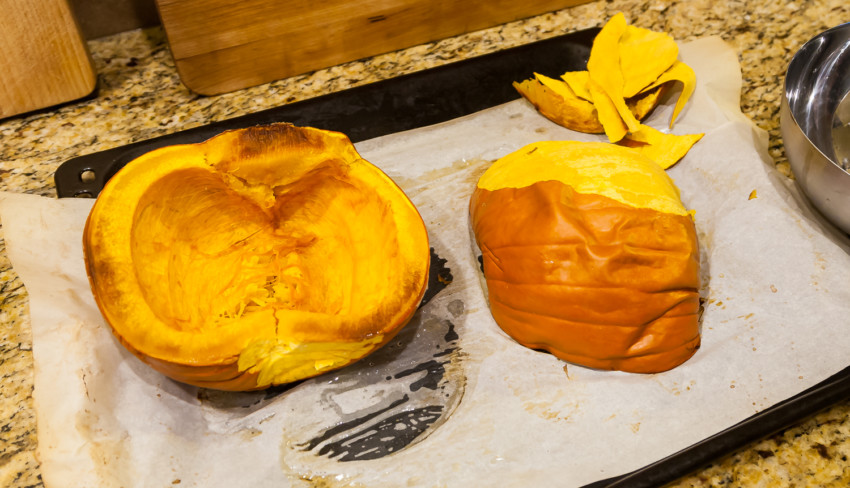 Pumpkin Pancakes - Preparation