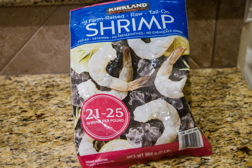 Shrimp Cakes - Shrimp Package
