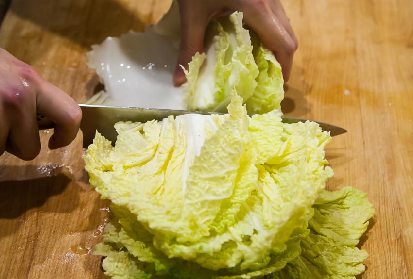 Shanghai Spring Rolls - Napa Cabbage