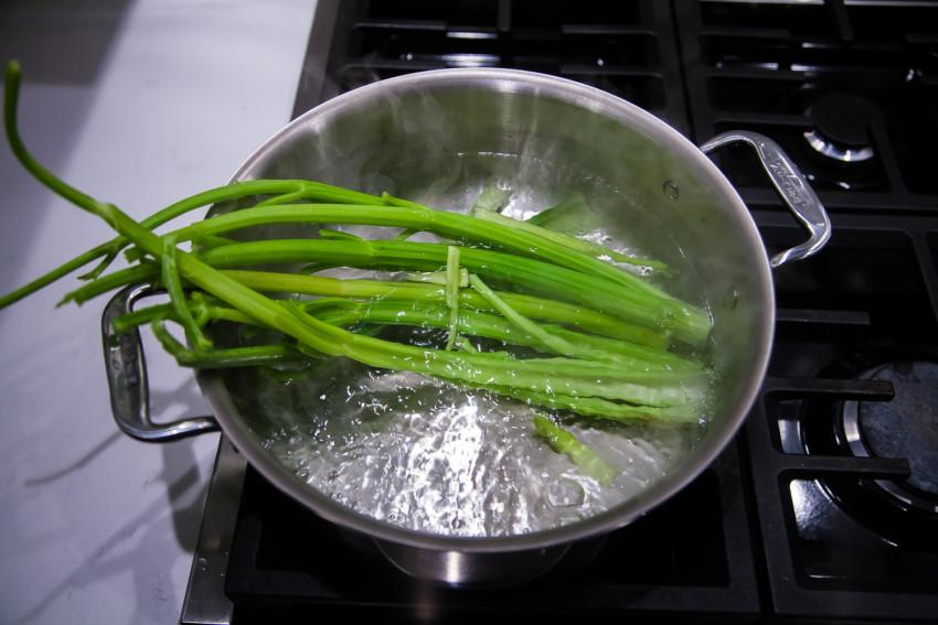 Shanghai Wontons - Chinese Celery